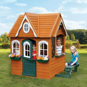Playhouse and Play More