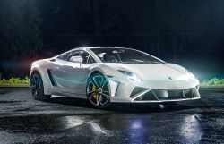 24 hour Lamborghini & tickets to the Broadway Center