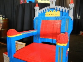 Play Chair and Legoland