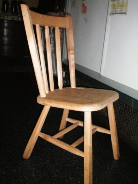 Chair affair artist bender deanna nw furniture bank for Furniture bank tacoma