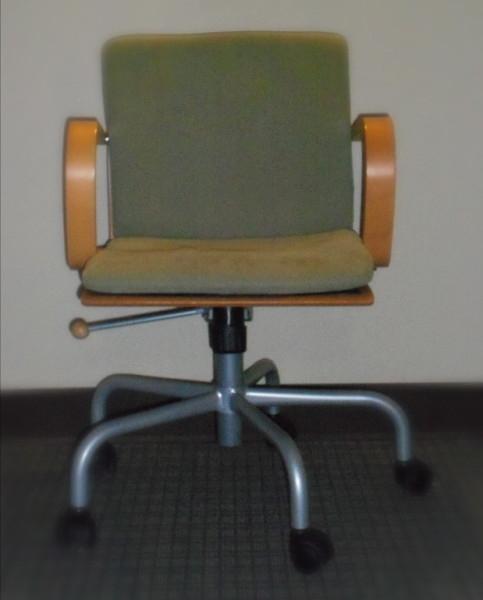Chair affair artist simone yvette nw furniture bank for Furniture bank seattle