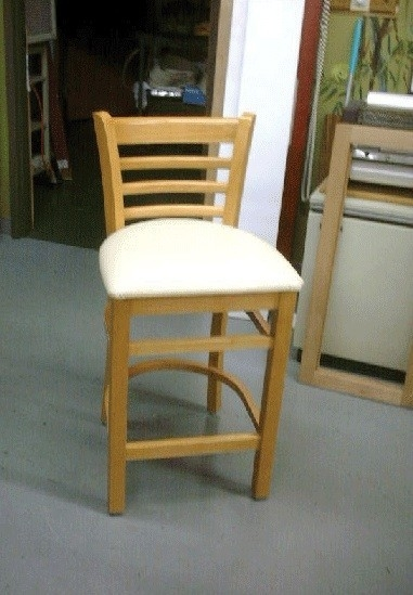 Chair affair artist white leslie nw furniture bank for Furniture bank tacoma