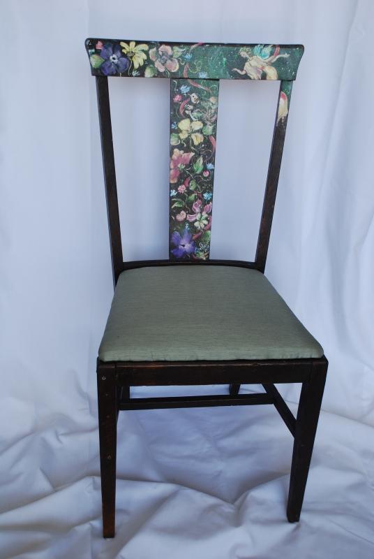 Chair affair artist stilnovich lisa nw furniture bank for Furniture bank tacoma