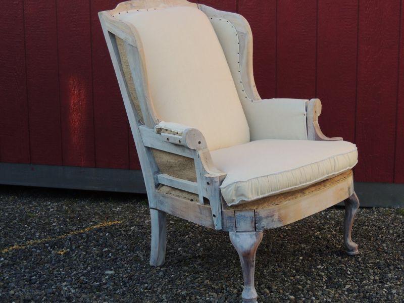 Chair affair artist jordan lori nw furniture bank for Furniture bank tacoma