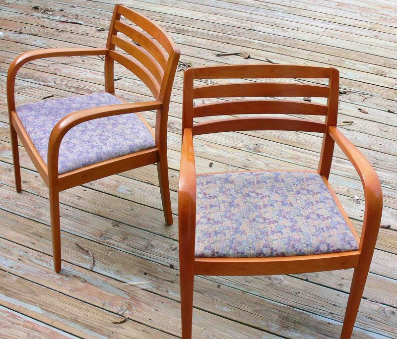 Chair affair artist novak janna nw furniture bank for Furniture bank seattle