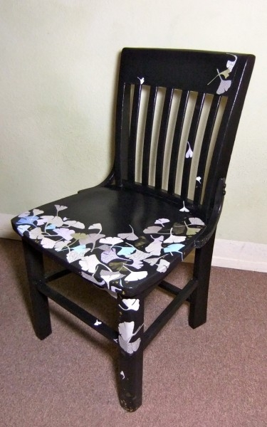 Chair affair artist izenman kim nw furniture bank for Furniture bank tacoma