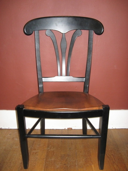 Chair affair artist chilton casey nw furniture bank for Furniture bank tacoma